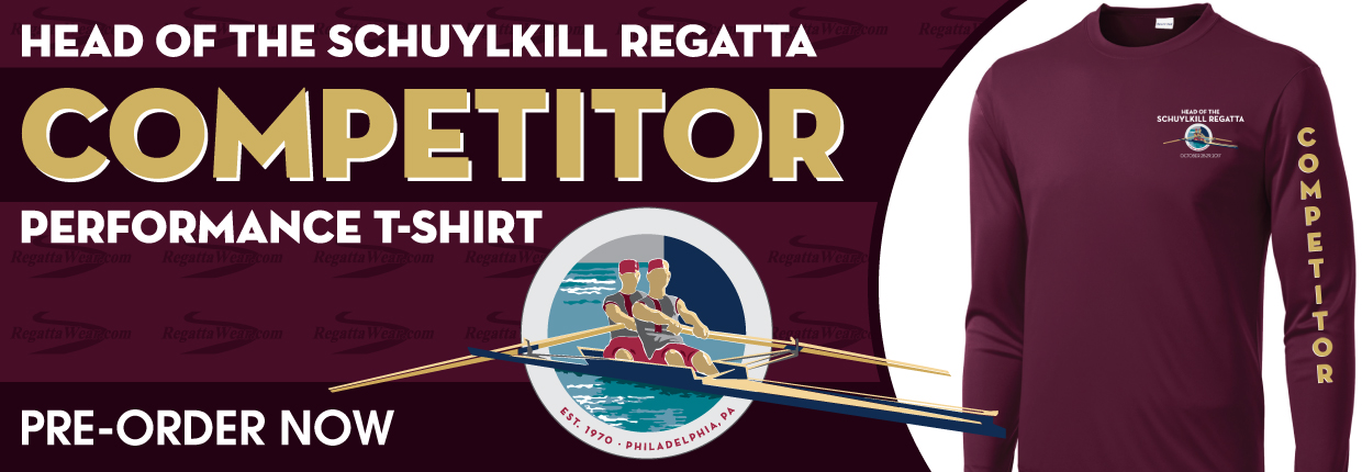 Shop Head of the Schuylkill Competitor T-Shirt